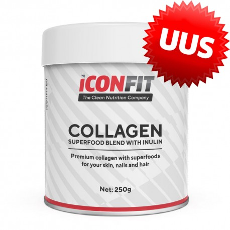 ICONFIT Collagen Superfoods + Inulin - 250g