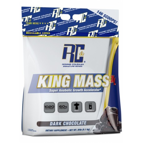 Ronnie Coleman King Mass - 4,54KG