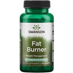 Swanson Diet Fat Burner - 60 kapslit.