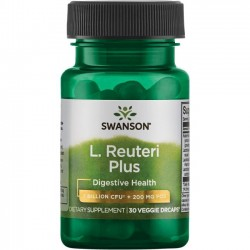 Swanson  Probiotic Reteuri Plus - 30 kapslit.