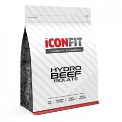 ICONFIT HydroBEEF+ Isolate - 1000g.