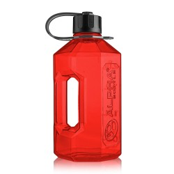 Alpha Bottle XXL Jug – Red / Black
