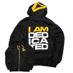 Dedicated Slimfit Hoodie 'Iamdedicated'