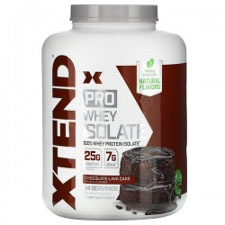 Scivation xtend pro whey isolate - 2.27kg.