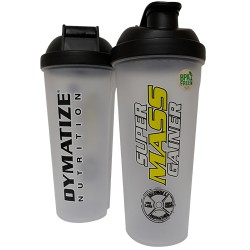 DYMATIZE CLEAR SUPER MASS GAINER SHAKER