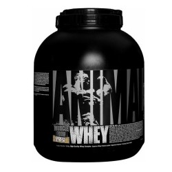 UNIVERSAL ANIMAL WHEY 1,8KG