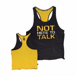 DEDICATED Premium Stringer 'Not here to Talk'