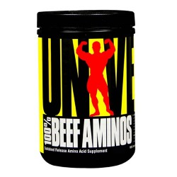 UNIVERSAL NUTRITION 100% BEEF AMINOS 400tbl